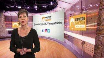 Joyce Meyer Ministries TV Spot, '2018 Viewers Choice' - Thumbnail 8
