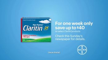 Claritin 24-Hour TV Spot, 'More Wishes' - Thumbnail 8