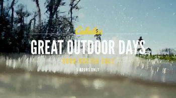 Cabela's Great Outdoor Days Door Buster SaleTV Spot, 'Reels & Pellet Grill' - Thumbnail 7