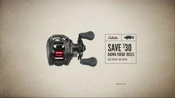Cabela's Great Outdoor Days Door Buster SaleTV Spot, 'Reels & Pellet Grill' - Thumbnail 8