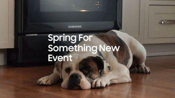 Samsung Home Appliances Spring for Something New Event TV Spot, 'Let Go' - Thumbnail 8