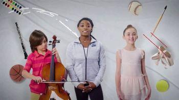 Mattress Firm Foster Kids TV Spot, 'School Programs' Feat. Simone Biles - Thumbnail 6