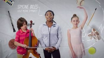 Mattress Firm Foster Kids TV Spot, 'School Programs' Feat. Simone Biles - 22 commercial airings