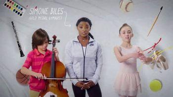 Mattress Firm Foster Kids TV Spot, 'School Programs' Feat. Simone Biles - Thumbnail 8