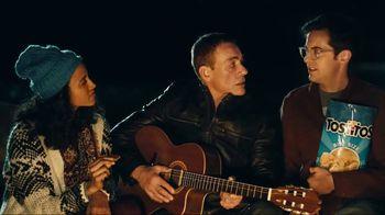 Tostitos TV Spot, 'Wise Man' Featuring Jean-Claude Van Damme - 5720 commercial airings
