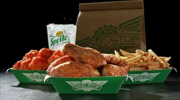 Wingstop TV Spot, 'Can't Stop: Craft' [Spanish] - Thumbnail 8