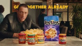 Tostitos TV Spot, 'Friends Are Like Salsa' Ft. Jean-Claude Van Damme - Thumbnail 10