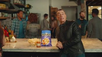 Tostitos TV Spot, 'Friends Are Like Salsa' Ft. Jean-Claude Van Damme - Thumbnail 2