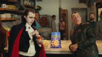 Tostitos TV Spot, 'Friends Are Like Salsa' Ft. Jean-Claude Van Damme - Thumbnail 7