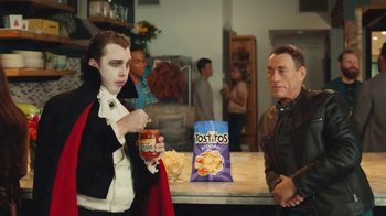 Tostitos TV Spot, 'Friends Are Like Salsa' Ft. Jean-Claude Van Damme