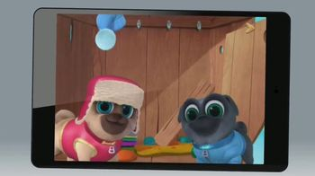 Disney Junior Appisodes TV Spot, 'Tap, Swipe, Play and Go' - Thumbnail 6