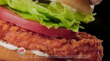 Burger King 2 for $6 TV Spot, 'El Spicy Crispy Chicken' [Spanish] - Thumbnail 7