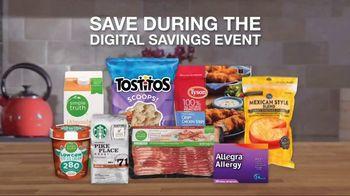 The Kroger Company Digital Savings Event TV Spot, 'The Things You Love' - Thumbnail 8