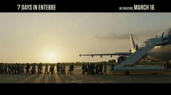 7 Days in Entebbe - Alternate Trailer 5