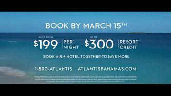 Atlantis TV Spot, 'Endless Flow: March' - Thumbnail 9