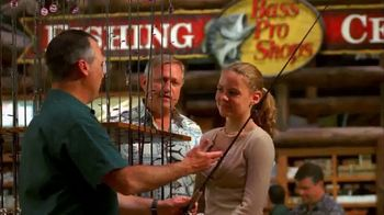 Bass Pro Shops Spring Into Savings TV Spot, 'Polos, Shorts and Life Vests' - Thumbnail 3