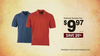 Bass Pro Shops Spring Into Savings TV Spot, 'Polos, Shorts and Life Vests' - Thumbnail 5