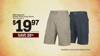 Bass Pro Shops Spring Into Savings TV Spot, 'Polos, Shorts and Life Vests' - Thumbnail 6
