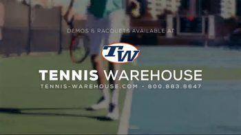 Tennis Warehouse TV Spot, 'Play Like a Beast' Featuring John Isner - Thumbnail 9