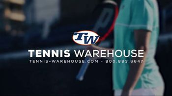 Tennis Warehouse TV Spot, 'Play Like a Beast' Featuring John Isner - Thumbnail 1