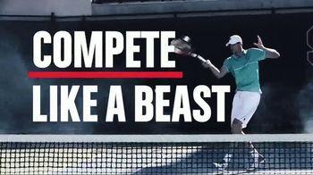 Tennis Warehouse TV Spot, 'Play Like a Beast' Featuring John Isner - Thumbnail 7