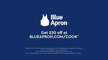 Blue Apron TV Spot, 'Fettuccine Bolognese' - Thumbnail 9
