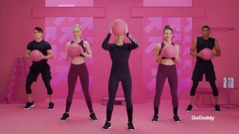 GoDaddy TV Spot, 'Haz que tu idea sea real' con Danica Patrick [Spanish] - 6773 commercial airings