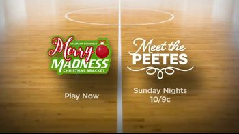 Hallmark Channel TV Spot, 'Merry Madness Christmas Bracket: Face Off' - Thumbnail 8