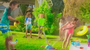 Little Tikes Fun Zone Splash Face TV Spot, 'Tug-of-War'