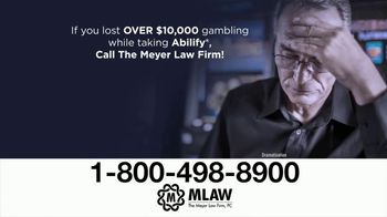 Meyer Law Firm TV Spot, 'Abilify Announcement' - Thumbnail 3