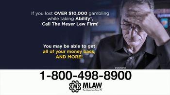 Meyer Law Firm TV Spot, 'Abilify Announcement' - Thumbnail 4