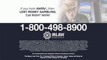 Meyer Law Firm TV Spot, 'Abilify Announcement' - Thumbnail 7