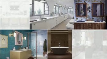 Kohler TV Spot, 'Ion Television: A Closer Look: Design Inspiration' - Thumbnail 7