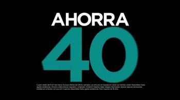 JCPenney Venta Sopresa TV Spot, 'Despega y ahorra' [Spanish] - Thumbnail 3