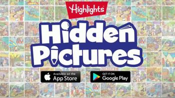 Highlights Hidden Pictures TV Spot, 'Puzzling Fun' - Thumbnail 10