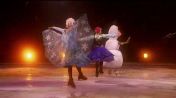 Disney On Ice TV Spot, 'Dare to Dream: American Airlines Center'