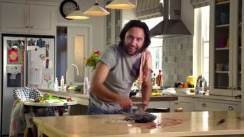 Clorox Disinfecting Wipes TV Spot, 'Wood, With Catch'