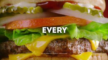 Wendy's TV Spot, 'Hamburgerology' - Thumbnail 7