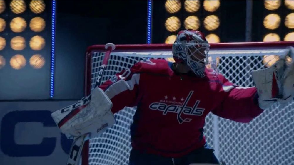 Geico Tv Commercial Nhl Braden Holtby Defends Ispot Tv