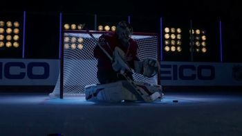 GEICO TV Spot, 'NHL: Braden Holtby Defends' - Thumbnail 10