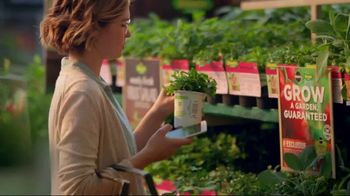 The Home Depot TV Spot, 'Grow a Garden: Bonnie Herbs'