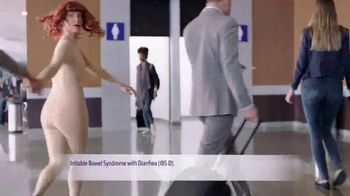 Viberzi TV Spot, 'Airport'