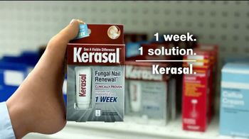 Kerasal Fungal Nail Renewal TV Spot, 'The Difference' - Thumbnail 8