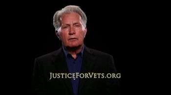 Justice for Vets TV Spot, 'Treatment and Restoration' Feat. Martin Sheen - Thumbnail 10