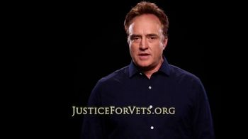 Justice for Vets TV Spot, 'Treatment and Restoration' Feat. Martin Sheen - Thumbnail 5