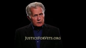 Justice for Vets TV Spot, 'Treatment and Restoration' Feat. Martin Sheen - Thumbnail 9