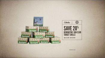 Cabela's Great Outdoor Days Sale TV Spot, 'Semiautomatic Shot Guns' - Thumbnail 8