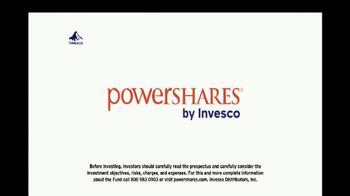 Invesco PowerShares TV Spot, 'Invest With a Laser, Not a Hacksaw' - Thumbnail 10