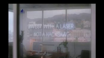 Invesco PowerShares TV Spot, 'Invest With a Laser, Not a Hacksaw' - Thumbnail 5