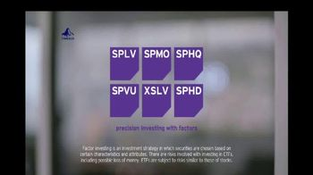 Invesco PowerShares TV Spot, 'Invest With a Laser, Not a Hacksaw' - Thumbnail 6